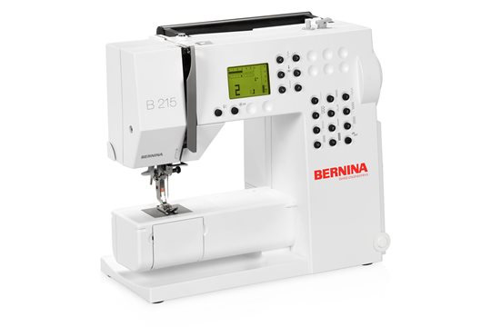 BERNINA 215 AKTION: 995.- anstatt 1'095.-