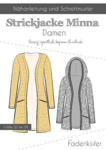 Strickjacke Minna Damen - 003 - CHF 16.50/Stk.