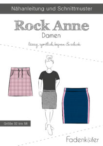 Rock Anne Damen - 062 - CHF 16.50/Stk.
