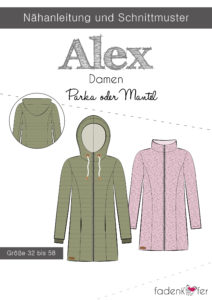 Alex Damen - 074 - CHF 16.50/Stk.