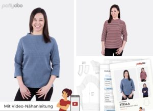 Turtleneck-Shirt Stella - CHF 13.50/Stk.